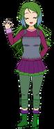 Chiharu Okuda (Casual 2)