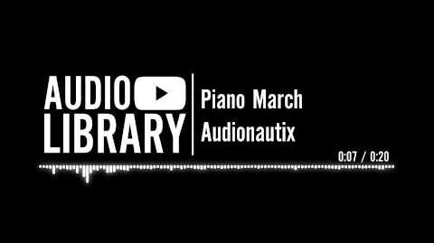 Piano March - Audionautix