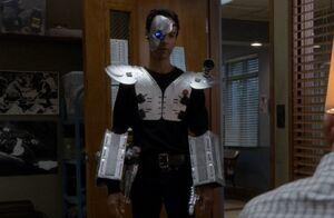 S05E07-Abed kickpuncher closeup