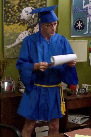 File:Dean Pelton graduation robe.jpg