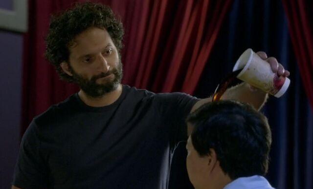 File:S06E04-Matt dumps coffee.jpg