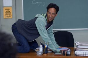 5X2 Abed is a sexy cat