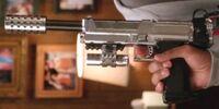 Darkest Timeline paintball gun