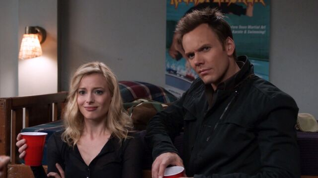File:1x25 Jeff and Britta react to Shirley's news.jpg