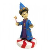 Christmas Wizard figurine