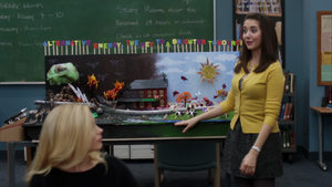 CTAID Green Week diorama for Dioramarama