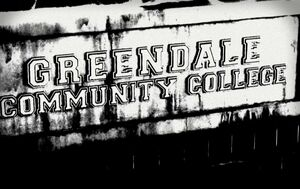 BW Greendale sign