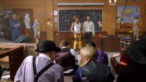 Troy and Abed rally the troops