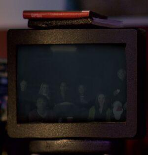 S02E11-Study Group on cartoon TV