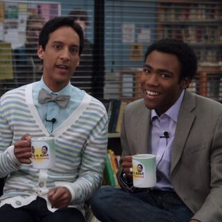 Troy and Abed in the Morning.