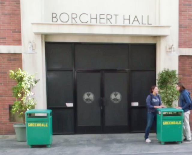 Borchert Hall