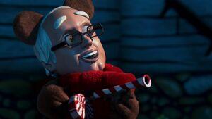 S02E11-Teddy Pierce firing candy canes