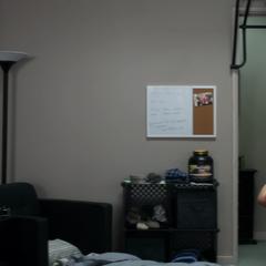 Jeff's bedroom