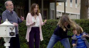 S06E02-Deb and George watch Britta take bike