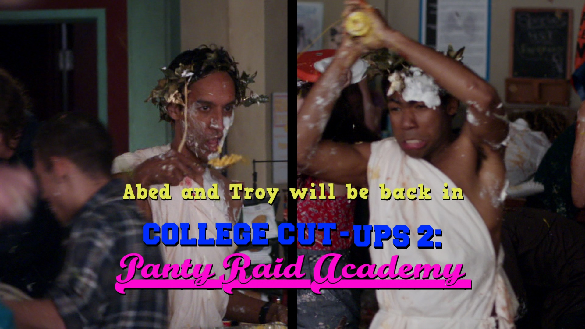 File:1x22-Abed Troy Food Fight.jpg