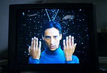 ACL Abed the alien