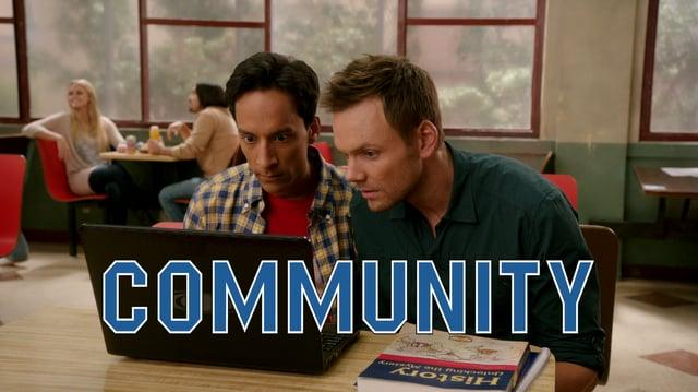 "COMMUNITY ""Wormhole"" 30Sec Promo (2013)"