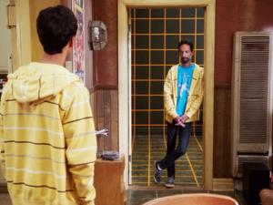ITF Evil Abed returns