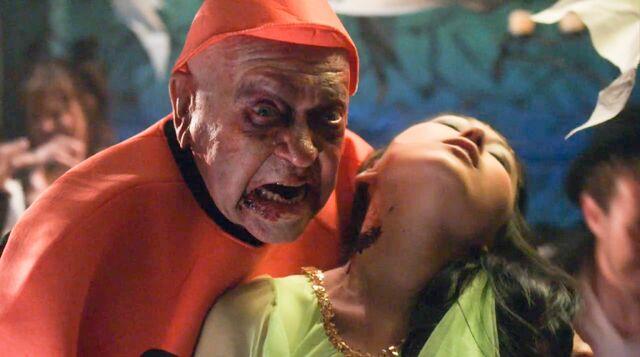 OMG Leonard's a zombie