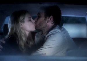 HFISSS Making out in a parked car