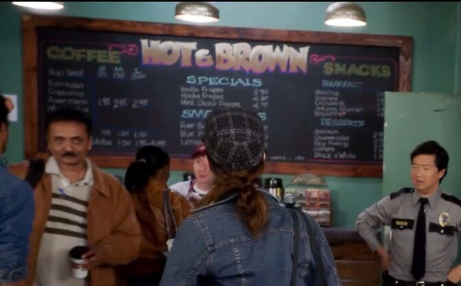 Hot & Brown