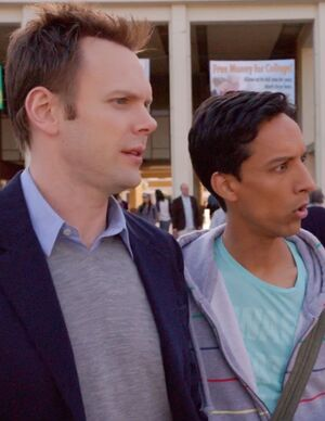 Jeff and Abed Season One