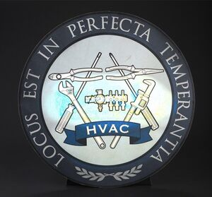 GCC Air Conditioning Annex logo