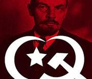 Islamic Communist symbolism