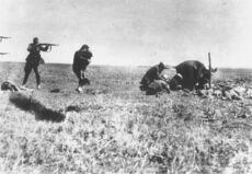Kiev Jew Killings in Ivangorod (1942)