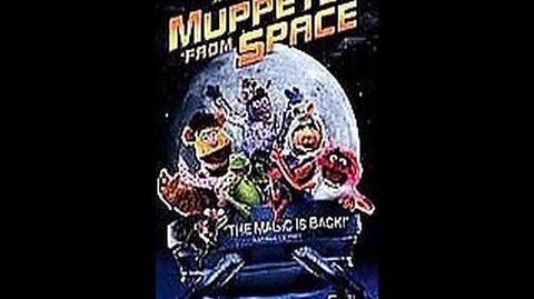 Opening To Muppets From Space 1999 VHS