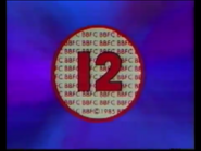 BBFC 12 Card (CIC Video 1997)