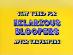 Stay Tuned For Hilarious Bloopers After The Feature