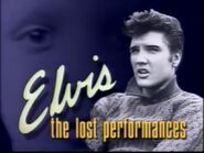 Elvis: The Lost Performances title card