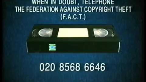 20th Century Fox Home Entertainment Anti-Piracy Warning (2001-2002)