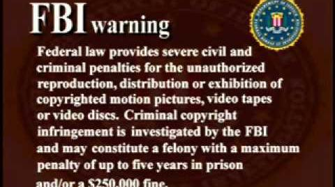Platinum Disc Corporation (1999) (With FBI Warning)