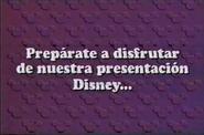 Walt Disney Home Video Venezuelan Feature Presentation ID (1991)