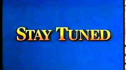 Stay Tuned Disney (1995)