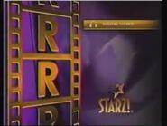 Starz rating bumper