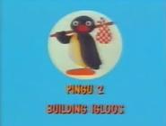 Pingu 2 Building Igloos