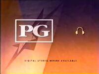 Starz PG rating bumper (1994-1997)