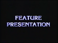 Feature Presentation Demo Tapes