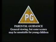 BBFC PG Card (1991)