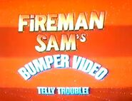 Fireman Sam's Bumper Video Telly Trouble