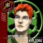 Private First Class Kyp Zorg