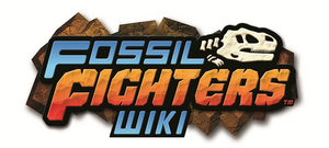 Fossil Fighters Wiki logo