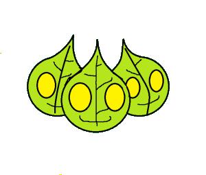 Leaves-portrait