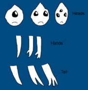Humanoids. mutations