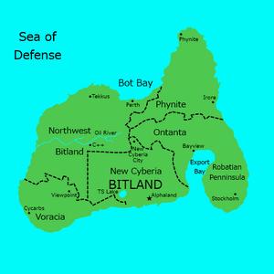 BitlandMap
