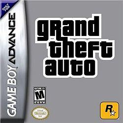 Grand Theft Auto GBA
