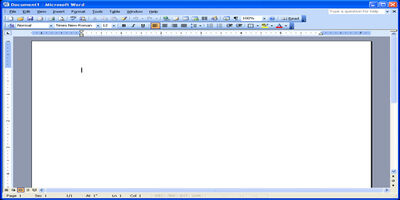 Ms word 2003
